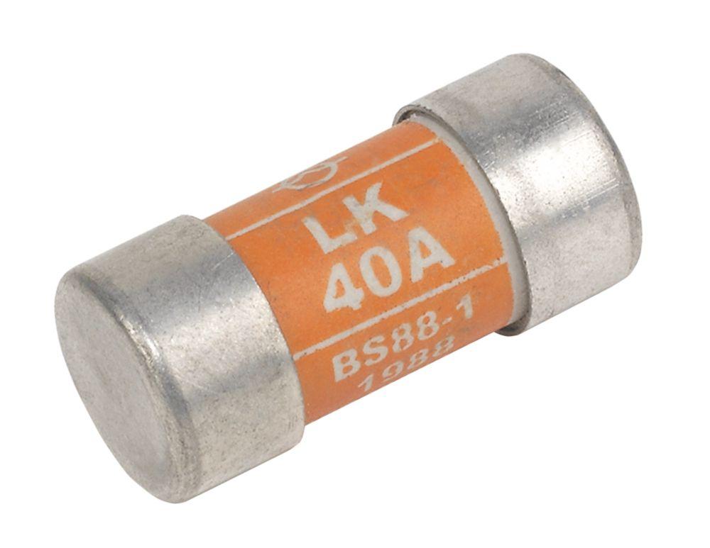Wylex SFCFL40 40A Cartridge Fuse