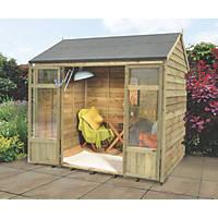 Forest Winchcombe Outdoor Summerhouse 2.42 x 2.03m
