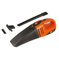 RAC Wet & Dry Car Vacuum Cleaner  12V