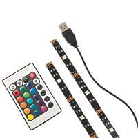 Luceco  LED USB Tape Lights RGB 2.5W