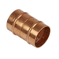 Yorkshire YP1 Solder Ring Straight Coupler 28mm x 28mm