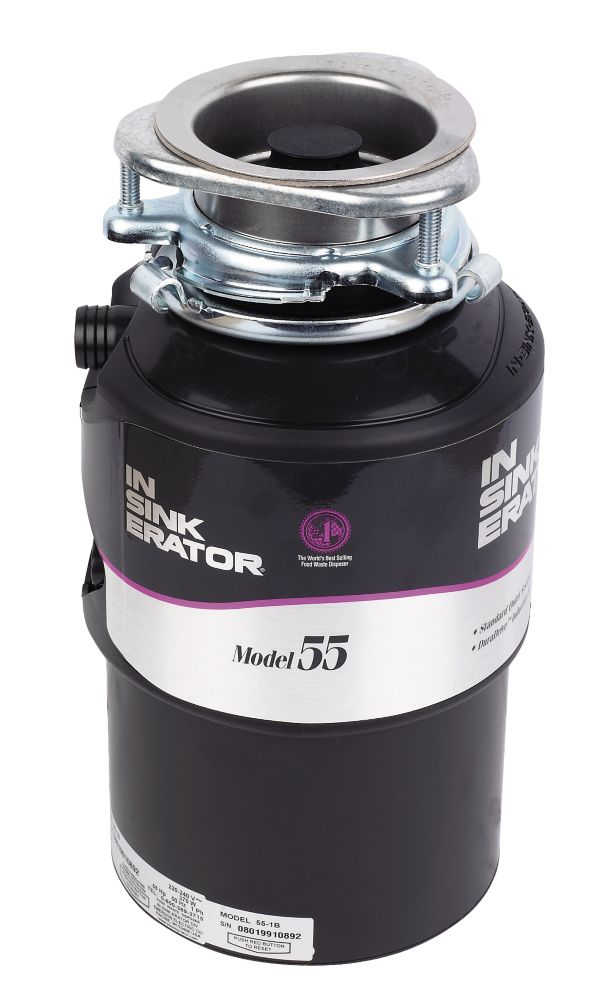 InSinkErator Model 55 Standard Food Waste Disposer