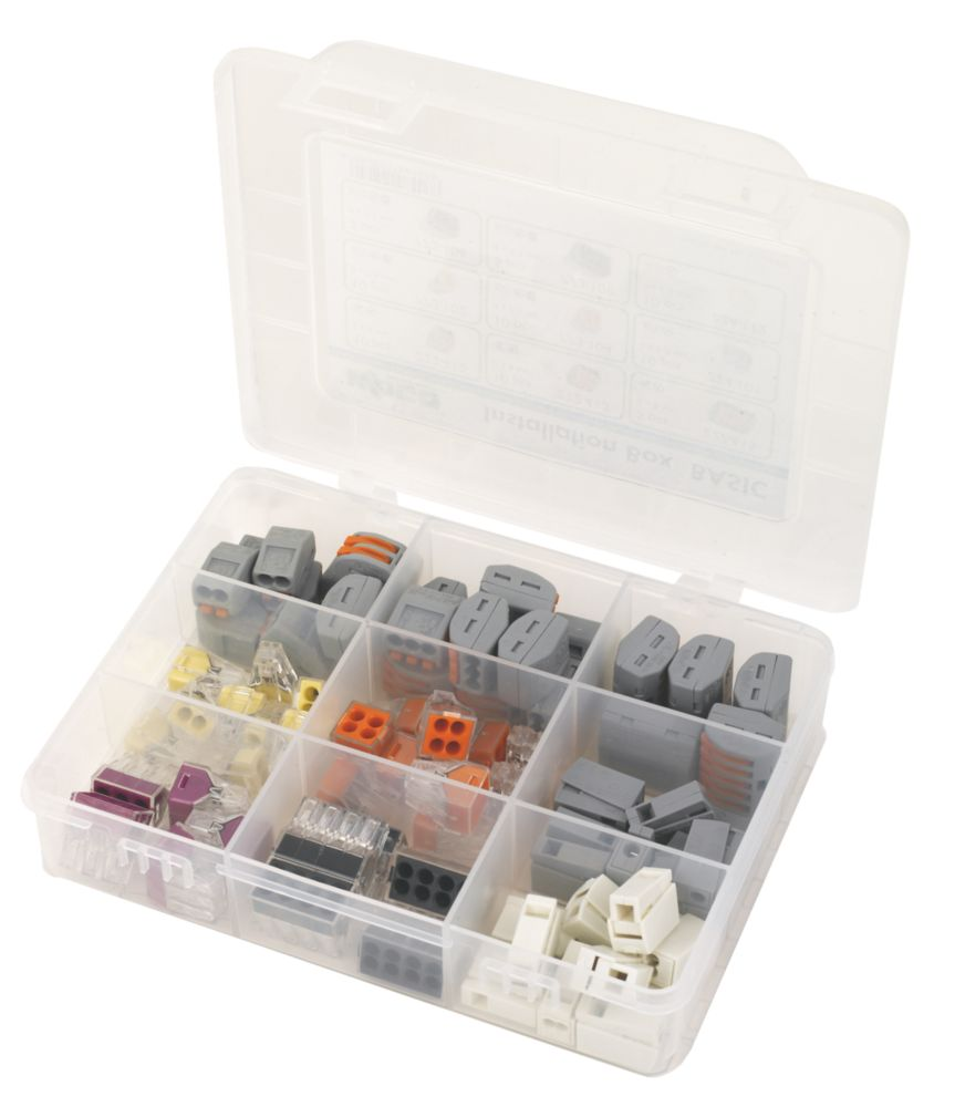 Wago Basic Installer Box 75Pcs
