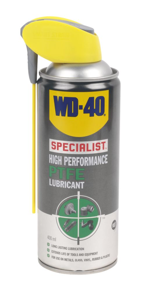 WD-40 Specialist HP PTFE Lubricant 400ml