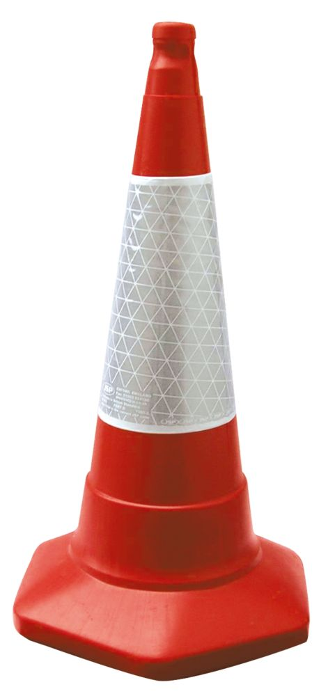 Sand-Weighted One Piece Cone 750mm Pack of 5
