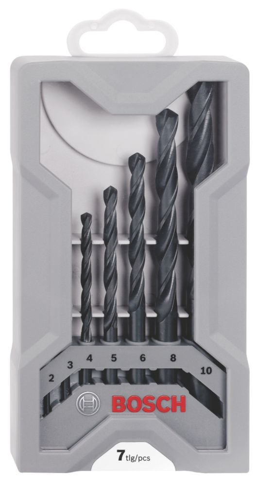 Bosch X-Pro Metal Drill Bit Set 7Pcs