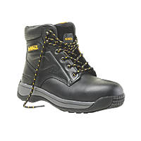 DeWalt Bolster Safety Boots Black Size 8