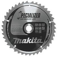 Makita TCT Circular Saw Blade 190 x 20mm 40T