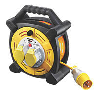 Masterplug Case Reel 110V 25m