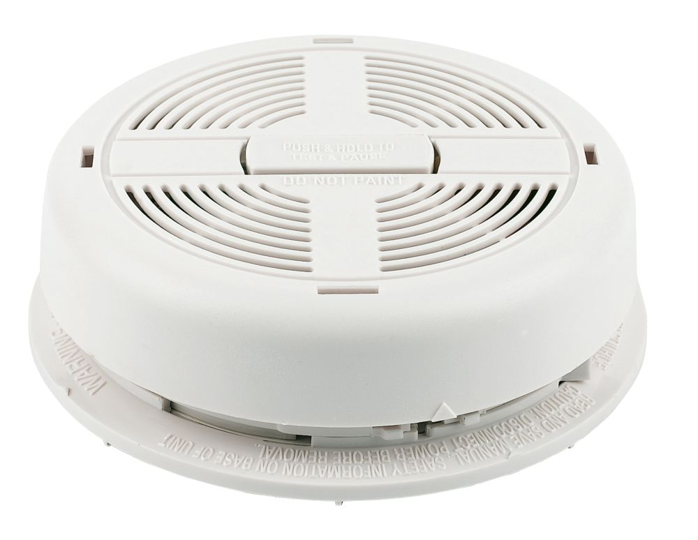 Dicon Ionisation Mains Alarm