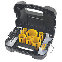 DeWalt Bi-Metal Holesaw Set 11 Piece Set