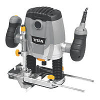 """Titan TTB591ROU 1250W ½""""  Router 240V"""