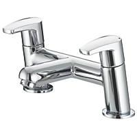 Bristan Orta Dual Lever Bath Filler Tap