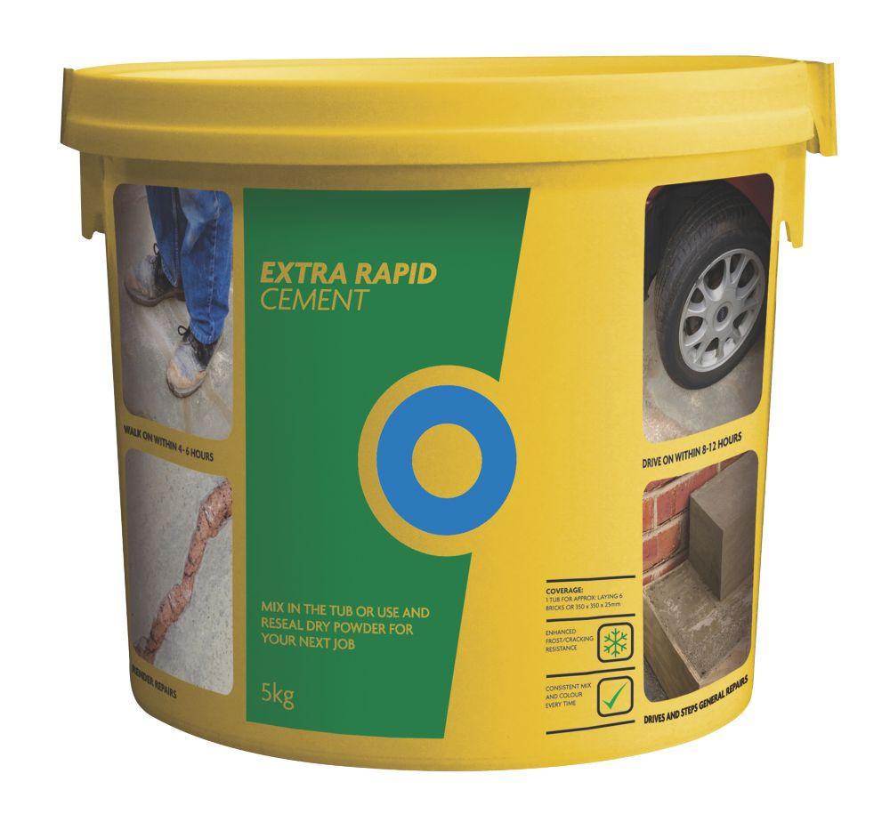 Lafarge Extra Rapid Cement 5kg