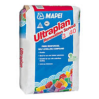 Mapei Ultraplan Self-Levelling Compound Grey 25kg