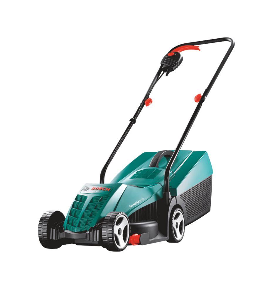 Bosch Rotak 32 1200W 32cm Rotary Electric Lawn Mower 240V