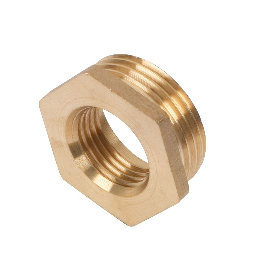 "Comap Brass Bush 1"" x ½"" Pack of 2"