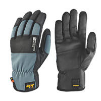 Snickers Precision Active Performance Gloves Black/Grey Large