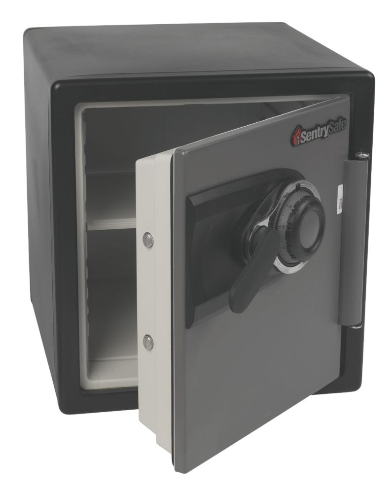 Sentry MSW3110 Water Resistant Combination Fire Safe 453 x 415 x 491mm