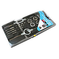 Hilka Pro-Craft Tap & Die Set 14 Pieces