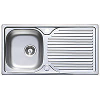 Astracast Horizon Stainless Steel Sink & Tap Pack 1 Bowl 965 x 500mm