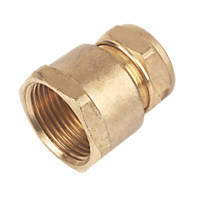 Female Coupler 22mm x 1""