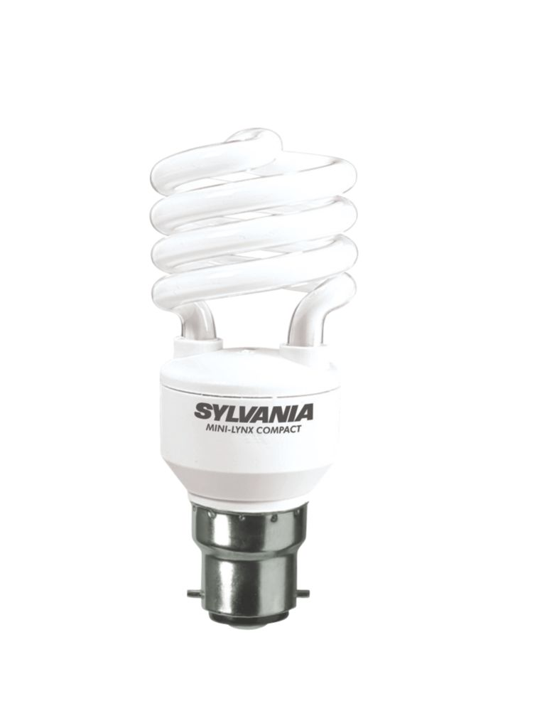 Sylvania Spiral BC 20W