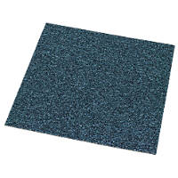 Heuga Saturn Commercial Carpet Tile Blue 20 Pack