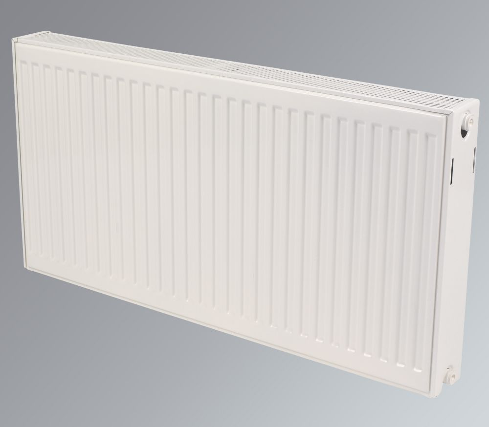 Kudox Double Convector Radiator White H: 500 x W: 2200mm