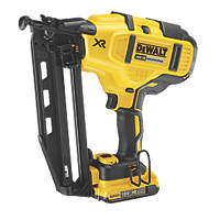 Dewalt DCN660D2-GB XR 63mm 2.0Ah Li-Ion Brushless Cordless Nailer 18V
