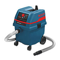 Bosch GAS25L SFC 61Ltr/sec Wet & Dry Dust Extractor 230V