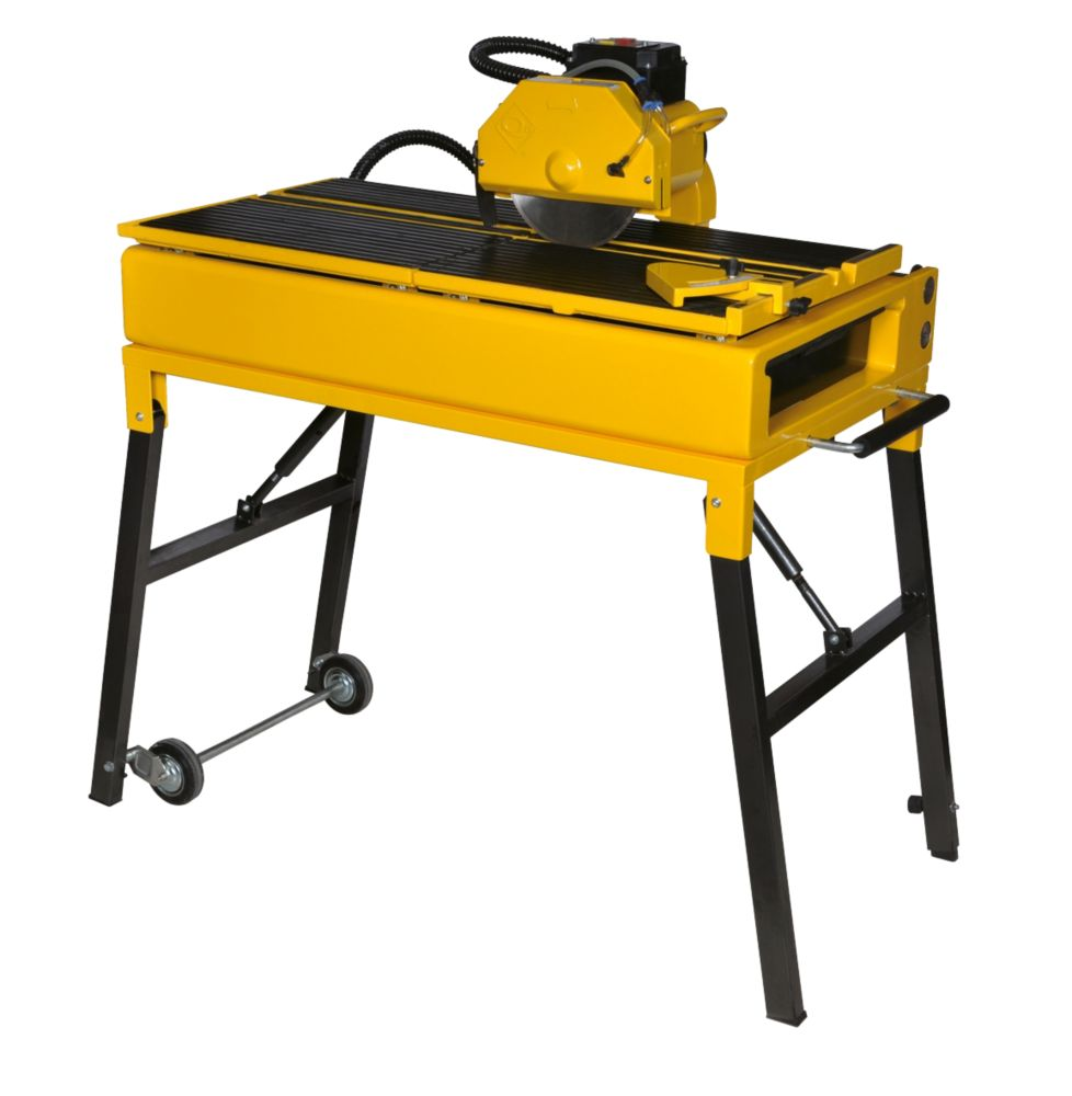 Vitrex Brutus 1100 Versatile 1110W Radial Tile Saw 110V