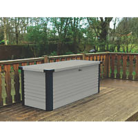 Trimetals Patio Box 1350 x 785 x 725mm Light Grey