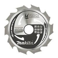 Makita TCT Mitre Saw Blade 165 x 30mm 10T