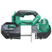 Hitachi CB18DBL/W4 83mm 18V   Brushless Cordless Bandsaw - Bare