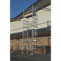 Lyte SF18NW52 Helix Narrow Width Industrial Tower 5.2m