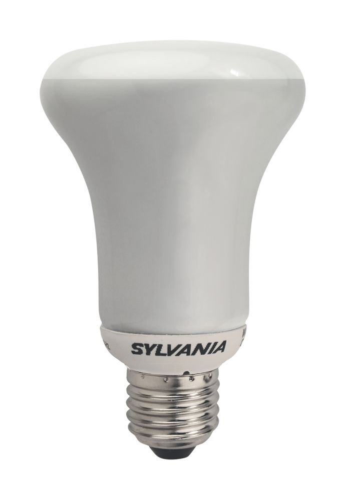 Sylvania Mini Lynx Compact Spot CFL R63 ES 270Lm 9W
