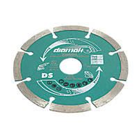 Makita Segmented Diamond Blade 115 x 22.23mm
