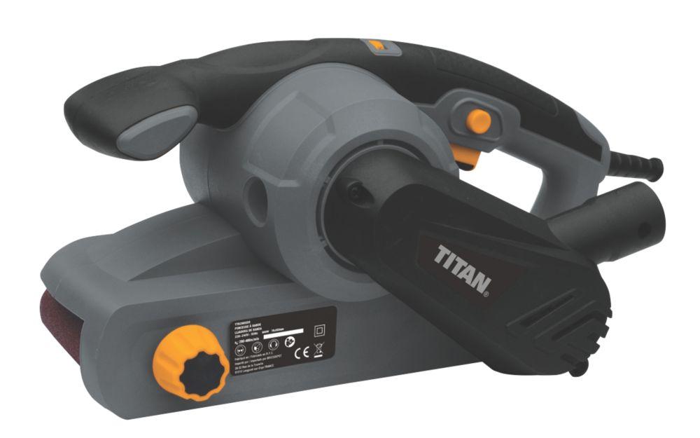 """Titan TTB290SDR 3"""" Belt Sander 230V"""