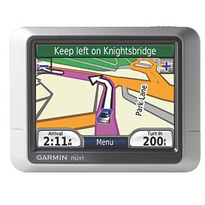 Garmin Nuvi 200 Sat Nav Refurbished.