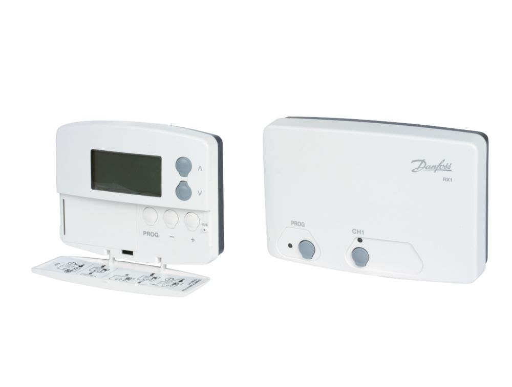 Danfoss TP5000si + RX1 Room Thermostat