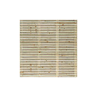 Grange Contemporary Fence Panels 1.79 x 1.8m 4 Pack