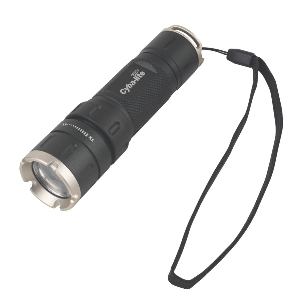 Cyba-Lite Lightstar 120 LED Torch with SOS Signalling