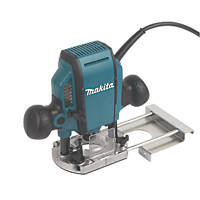 "Makita RP0900X/2 900W ¼"" Plunge Router 240V"