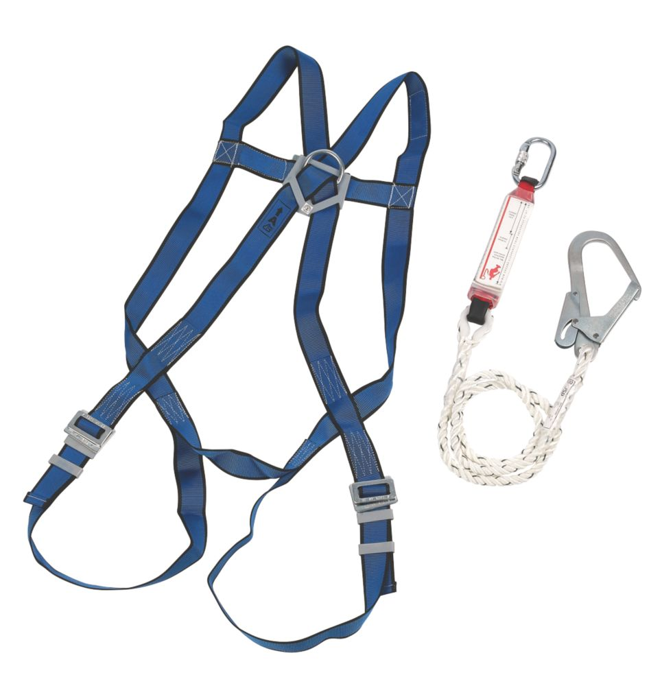 Martcare Spartan 40 Fall Arrest Kit with 1.8m Lanyard