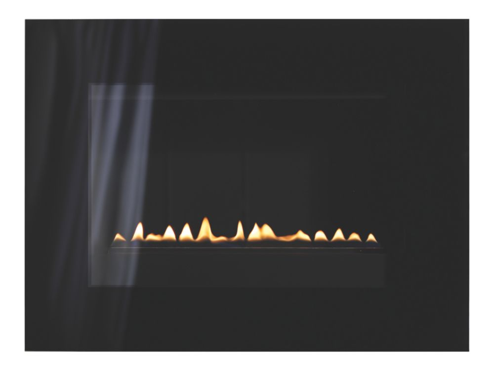 Focal Point Cheshire Contemporary Flueless Gas Fire