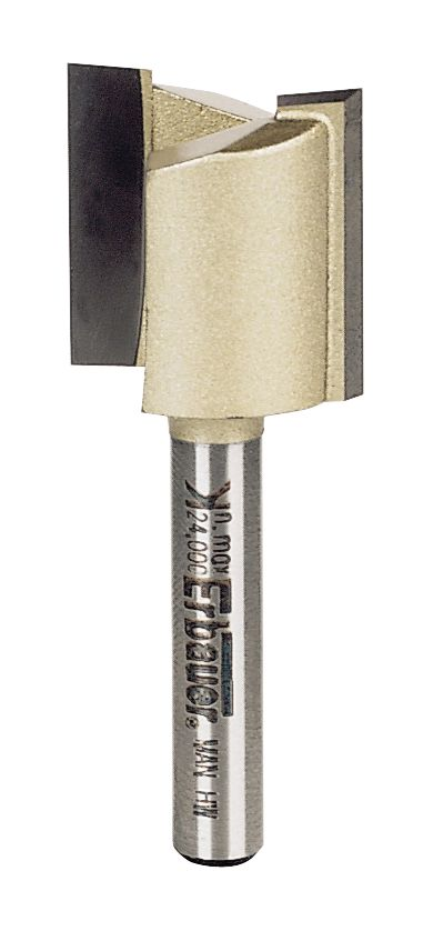 "Erbauer Radius Hinge Cutter ¼"" Shank 20mm"