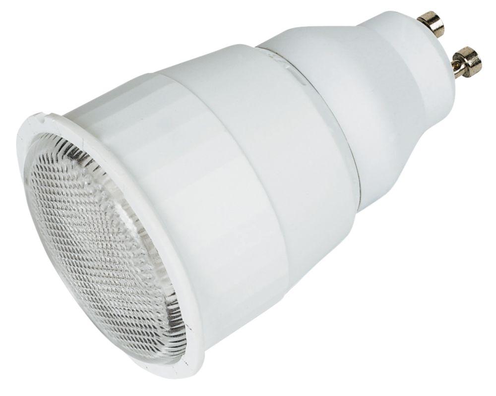 Halolite Compact Fluorescent Lamp Cool White GU10 32.7Lm 11W