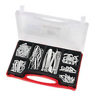 Fischer Electrical Fixing Kit 140 Pcs