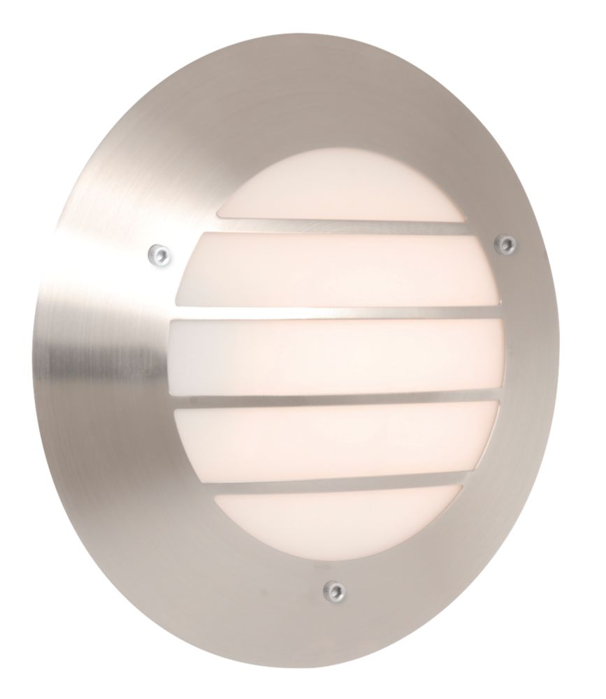Stainless Steel Circular Wall Light